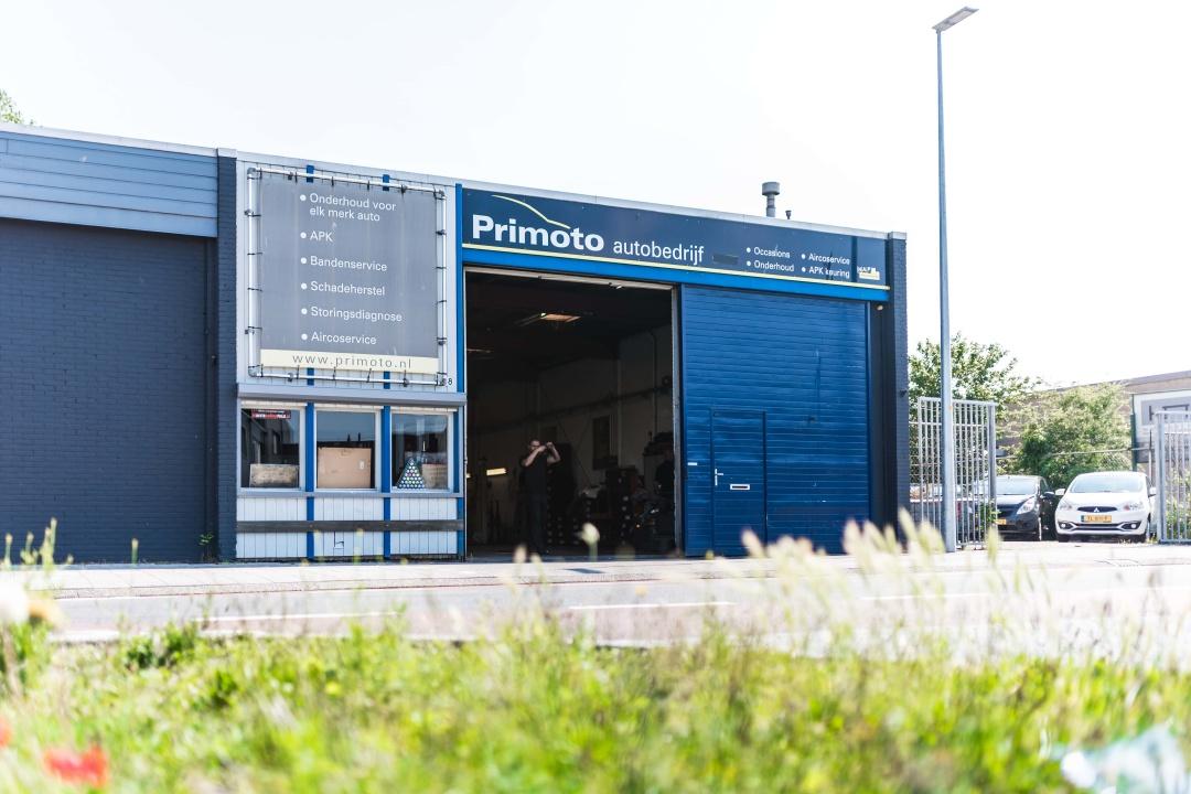 Autobedrijf Primoto-Alkmaar